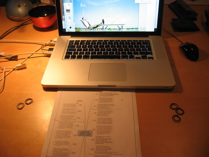 Five rigorous paperclips
